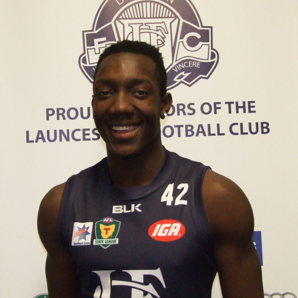 42. Joseph Bangura