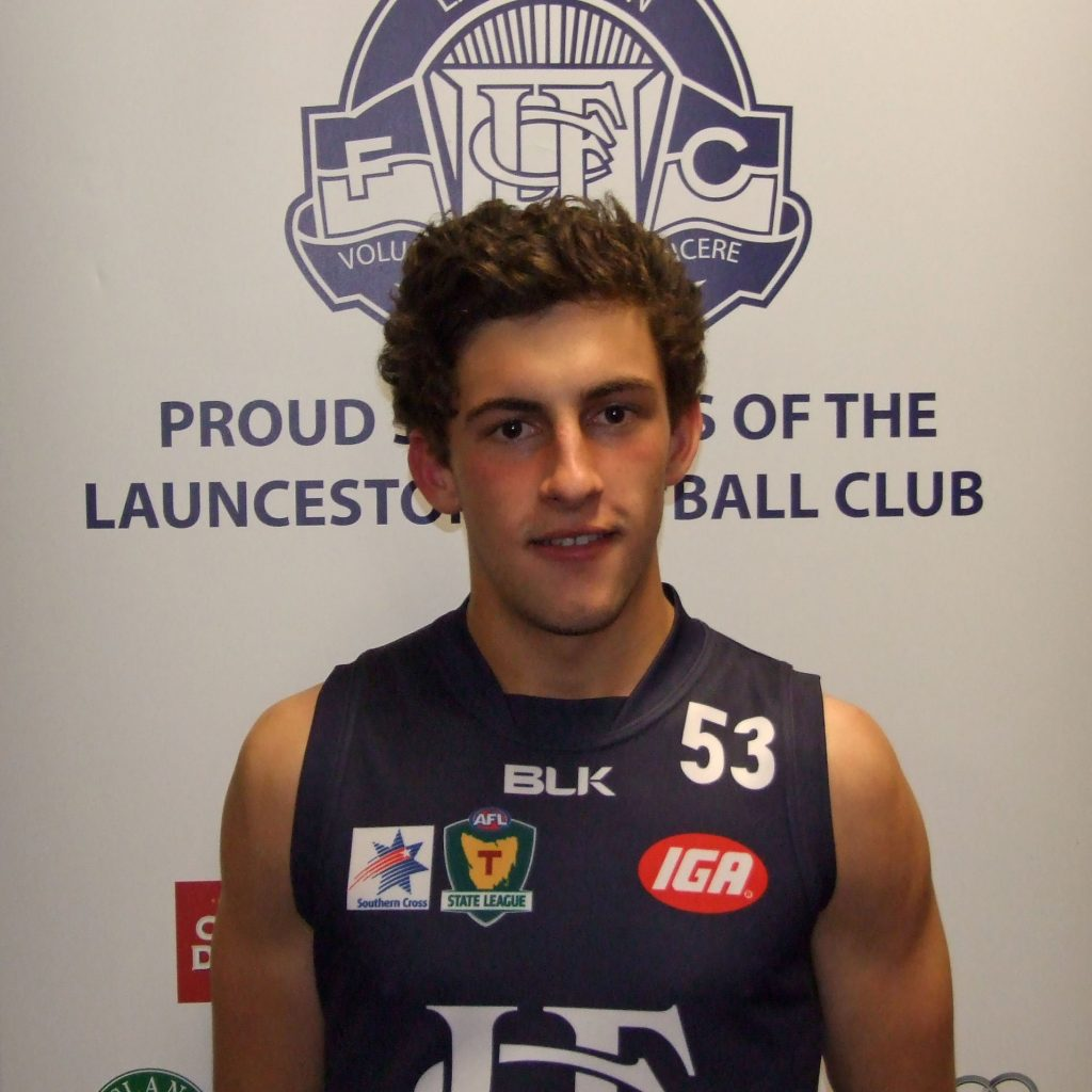 53. Lachie Gee