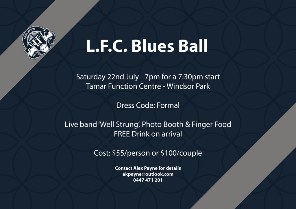 LFC Blues Ball
