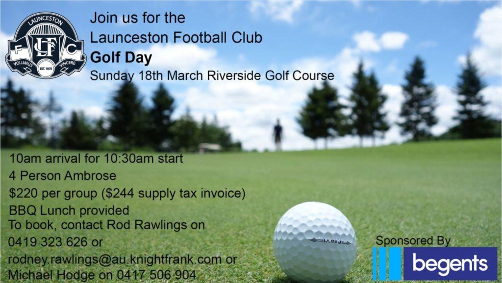 LFC Golf Day