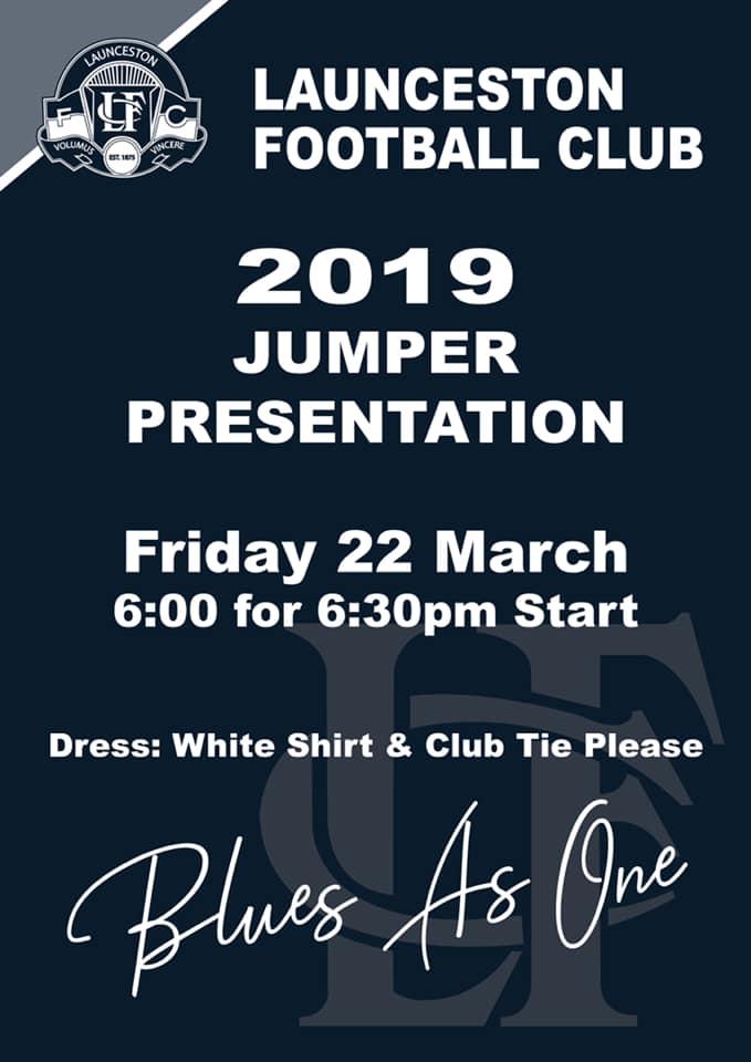 Senior Jumper Presentation