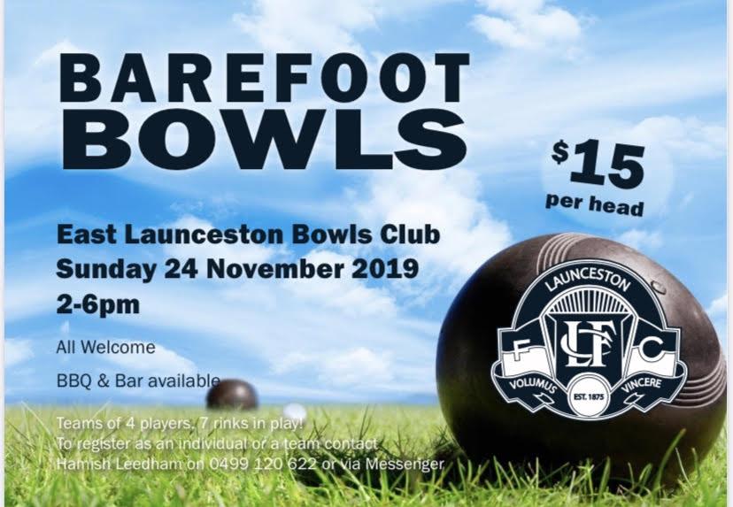LFC Barefoot Bowls